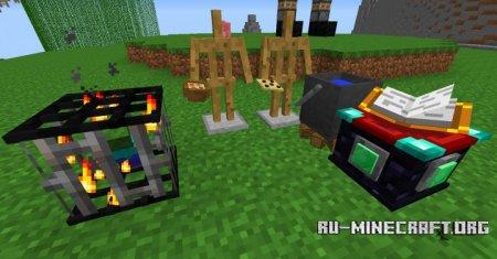 Скачать 3D Models by Josephpica [16x] для Minecraft 1.9