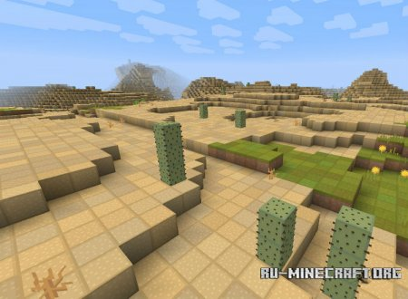 ������� Visibility Warm, Clean & Easy [16x] ��� Minecraft 1.9