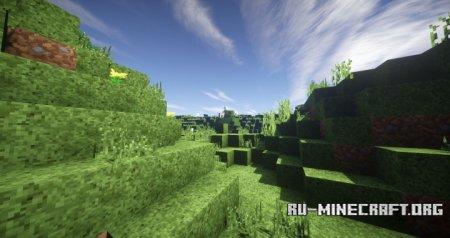Скачать Realistic Swag [32x] для Minecraft 1.9