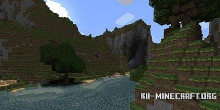 Скачать Melissa Smooth [16x] для Minecraft 1.7.10
