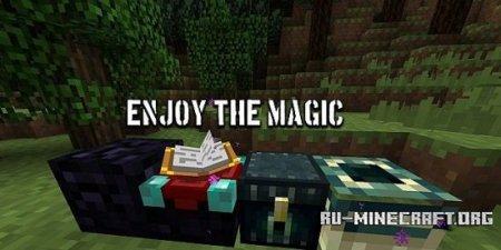 Скачать MagiCraft [8х] для Minecraft 1.8