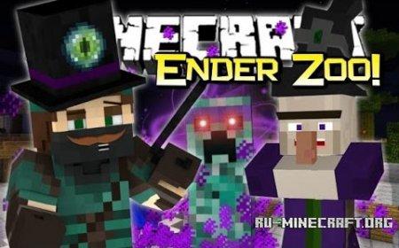 Скачать Ender Zoo для Minecraft 1.9