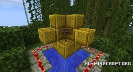 ������� Hidden Mayan Stronghold Temple ��� Minecraft