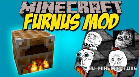 Скачать Furnus для Minecraft 1.9