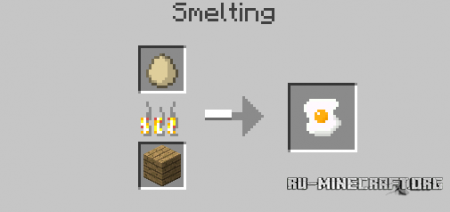������� Food Expansion ��� Minecraft 1.9.4