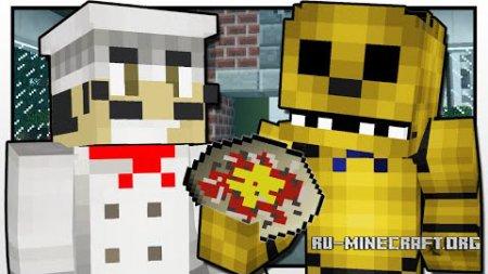 Скачать Extra Food для Minecraft 1.9