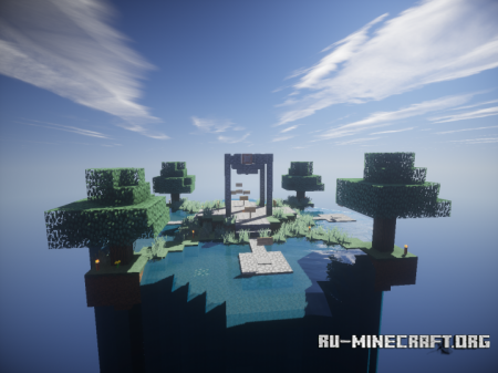 ������� Floating Survival ��� Minecraft
