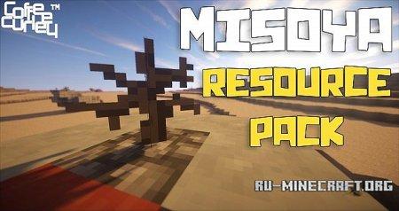 Скачать Misoya [16x] для Minecraft 1.9