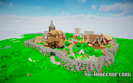 Скачать HT Capital: The HomeTree Capital для Minecraft