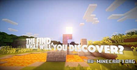 Скачать The Find [16x] для Minecraft 1.9