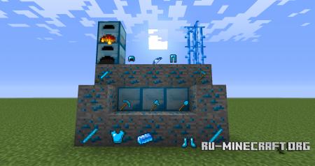 Скачать SimpleOres для Minecraft 1.9.4