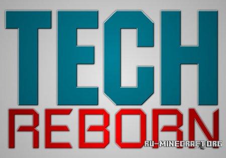 Скачать TechReborn для Minecraft 1.9