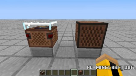 Скачать Redstone Jukebox для Minecraft 1.9
