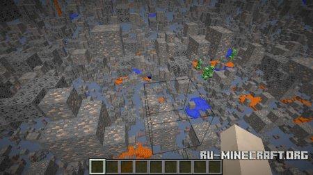 Скачать X-Ray для Minecraft 1.10.2