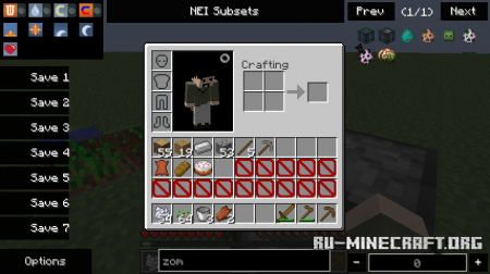 Скачать Trophy Slots для Minecraft 1.9.4