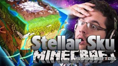 Скачать Stellar Sky для Minecraft 1.10