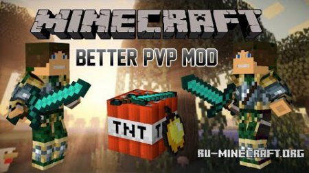 ������� Better PvP ��� Minecraft 1.10.2
