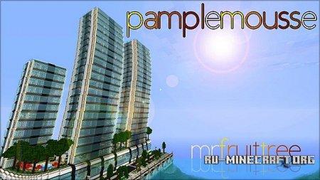 Скачать Pamplemousse [16x] для Minecraft 1.9
