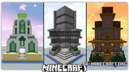 Скачать The Complete ChunkWorld для Minecraft