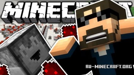Скачать The Redstone Predicament 2 для Minecraft