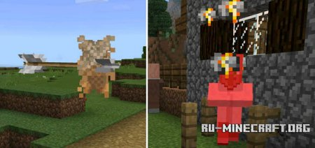 ������� Reinforced Bow ��� Minecraft PE 0.15