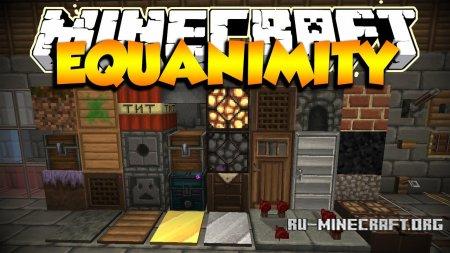 Скачать Equanimity [32x] для Minecraft 1.9