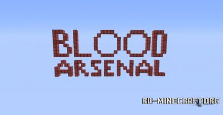 Скачать Blood Arsenal для Minecraft 1.10.2