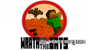 Скачать Wrath of the Bats для Minecraft