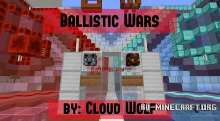 ������� Ballistic Wars ��� Minecraft