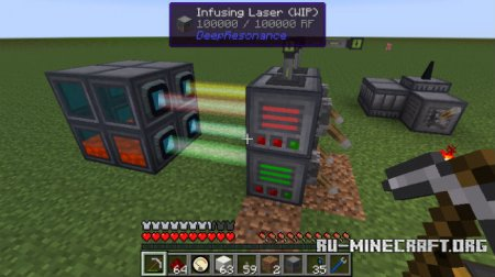 ������� Deep Resonance ��� Minecraft 1.10.2