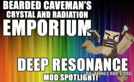 Скачать Deep Resonance для Minecraft 1.10.2