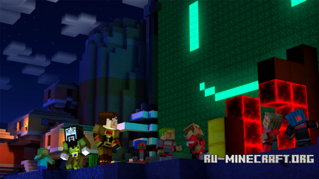 ������� Minecraft: Story Mode - Episode 7 ������� [Windows/Mac OS X/Android]