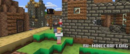 Скачать Terraria [16x16] для Minecraft PE 0.15