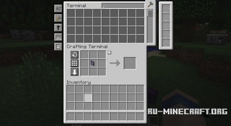 Скачать Crafting Tweaks для Minecraft 1.10.2