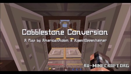 Скачать Cobblestone Conversion для Minecraft