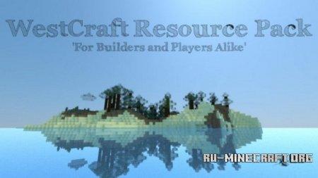 Скачать WestCraft [64x] для Minecraft 1.8