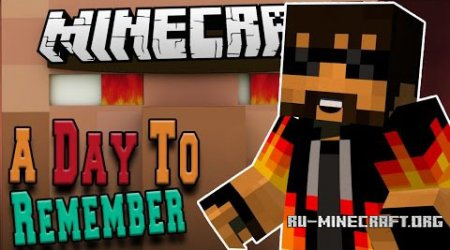 ������� A Day To Remember ��� Minecraft