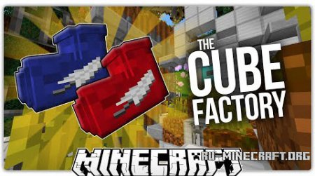 Скачать Cube Factory: The Colours для Minecraft