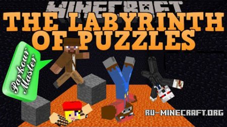 ������� The Labyrinth of Puzzles ��� Minecraft
