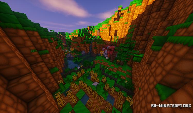 Скачать Механический дом для игры в minecraft