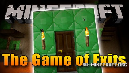 Скачать The Game of Exits для Minecraft
