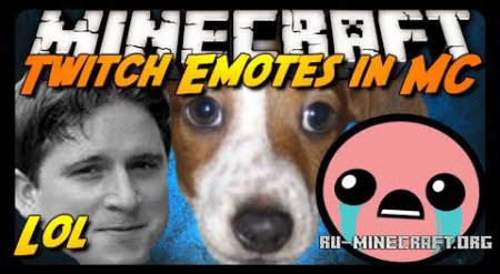������� EiraMoticons ��� Minecraft 1.10.2