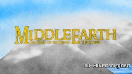 Скачать Middle Earth: A LOTR and The Hobbit [128x] для Minecraft 1.10