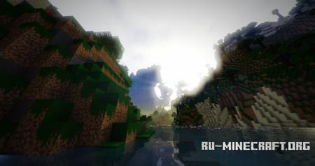 Скачать SunShine [32x] для Minecraft 1.10
