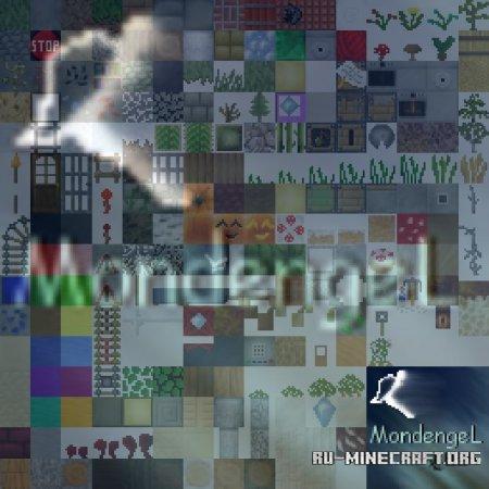 Скачать Mondengel [16x] для Minecraft 1.9