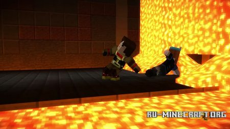Скриншот 1 Minecraft: Story Mode - Episode 8