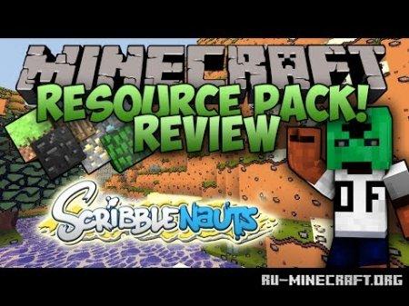 Скачать The Scribblenauts [32x] для Minecraft 1.10