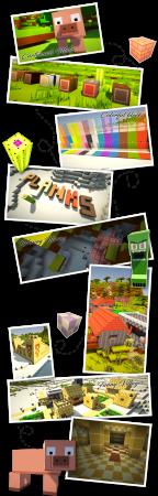 Скачать Never Cleaner [64x] для Minecraft 1.10