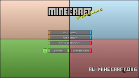 Скачать Pastel [16x] для Minecraft 1.8
