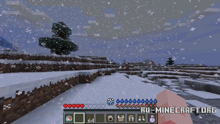 Скачать Tough As Nails для Minecraft 1.9.4